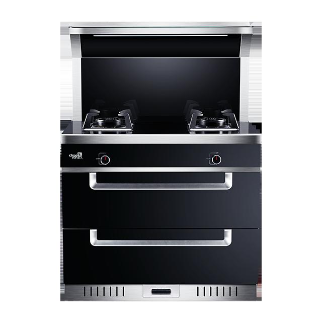 超人(chaoren)JJZT-X8-A(货号)集成灶烟灶消一体集成灶家用厨房自清洗环保灶大火力家用