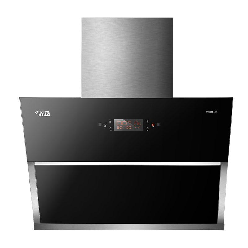 超人侧吸式油烟机 CXW-260-AC59 智能体感  一键自动清洗  18立方大吸力