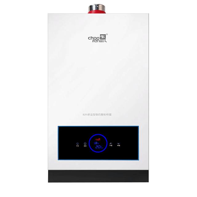 超人燃气热水器JSQ25-ZH系列 家用 13升16升 智能触控 精准控温 二次零冷水