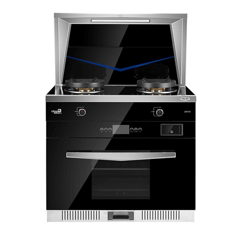 超人(chaoren)JJZT-X12-A2(货号)集成灶家用一体烟灶蒸家用厨房内旋火环保灶自动清洗