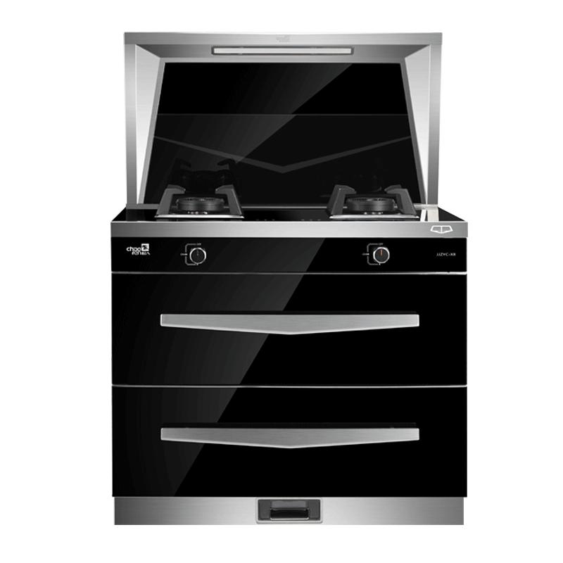 超人(chaoren)JJZT-X8-B2(货号)集成灶一体烟灶消大吸力家用厨房猛火内旋火环保灶