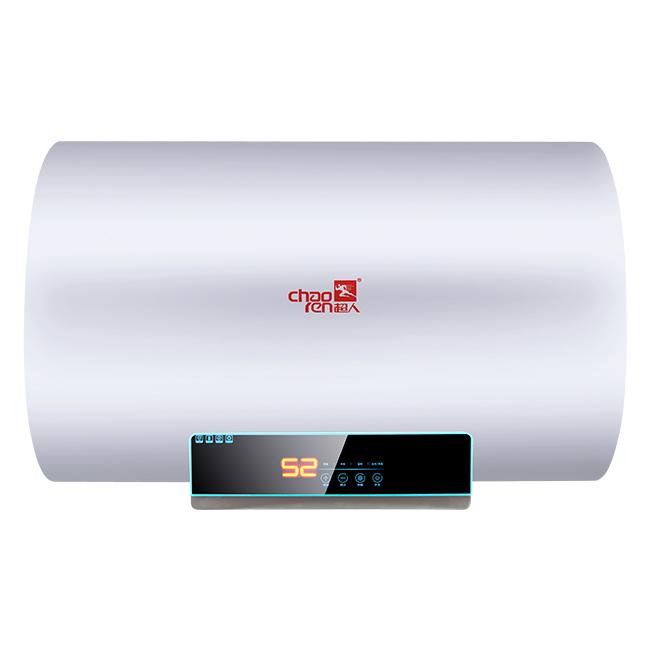 超人电热水器 A18 家用速热 三级闪断防电闸 超长防电墙 大屏显示 60/80升